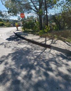 MTF Pkwy and Redwood Hwy street repair 4