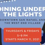 Dining under the lights 2021 promo