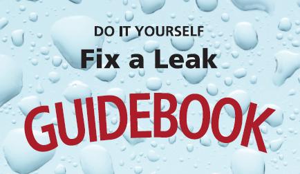 Fix a Leak Guidebook Image