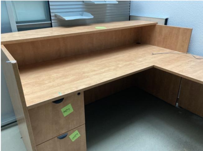 picture of desk