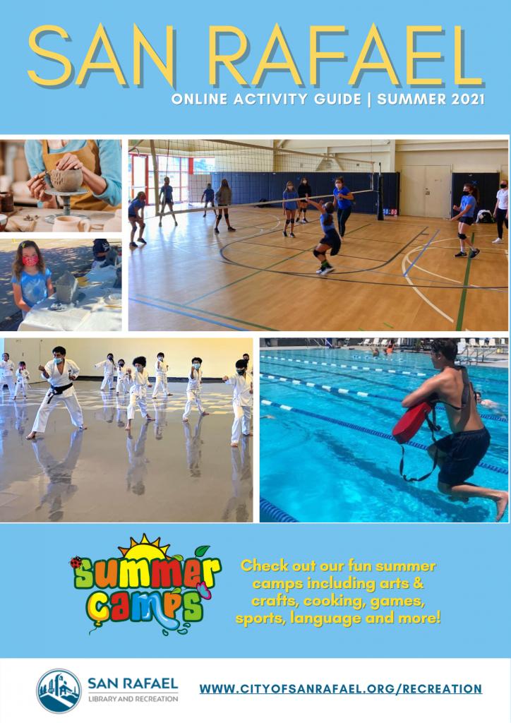 Summer Online Recreation Guide