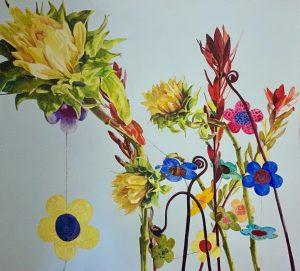 Watercolor/mixed media