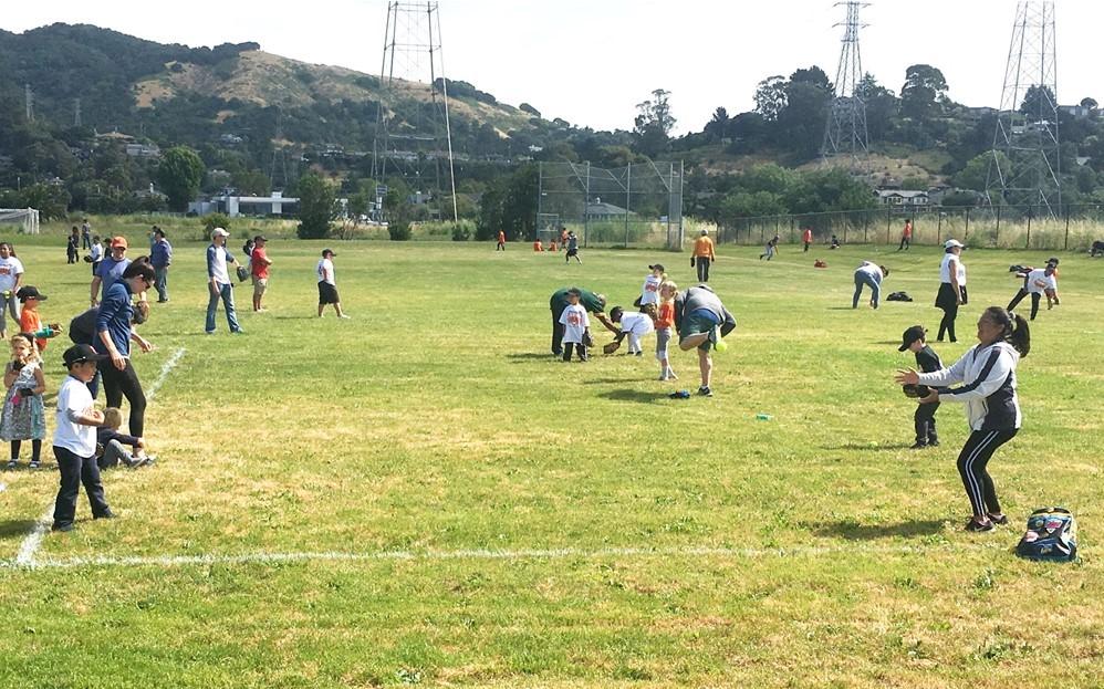 Pickleweed Park Soccer Field