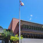 Pride Flag City Hall
