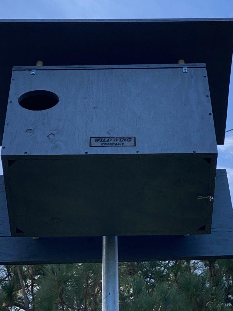 Gopher Boxes at Oleander Park