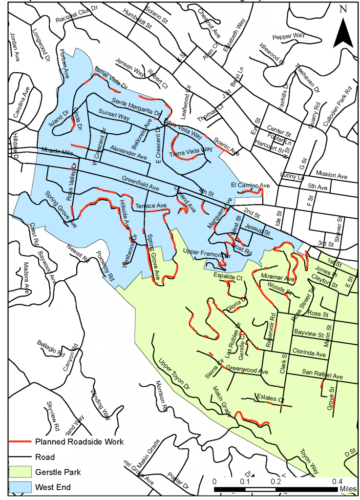 Figure 1 (West End and Gerstle)