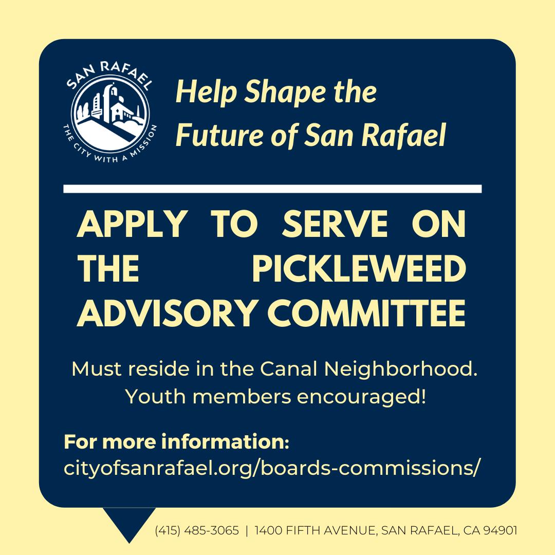Pickleweed AC Vacancy 2021