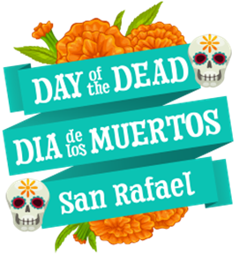 Graphic for Day of the Dea/Dia de los Muertos