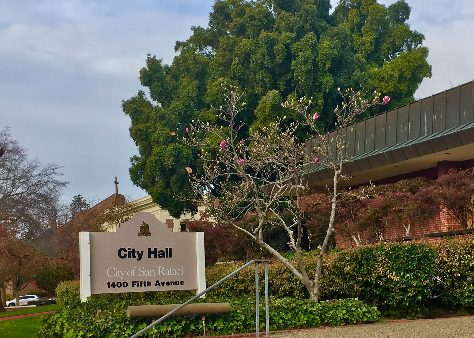 San Rafael City Hall