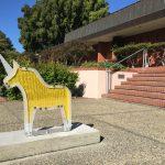Unicorn at City Hall