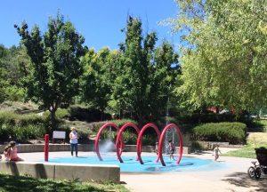 Freitas Park Water Feature
