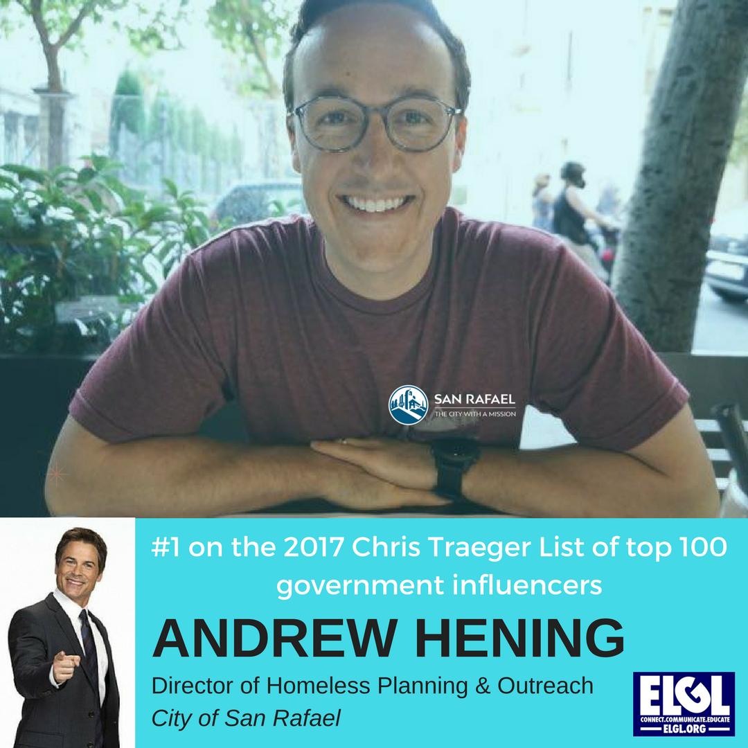 Andrew Hening - Top 100