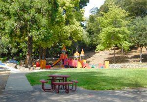 Boyd Memorial Park playground