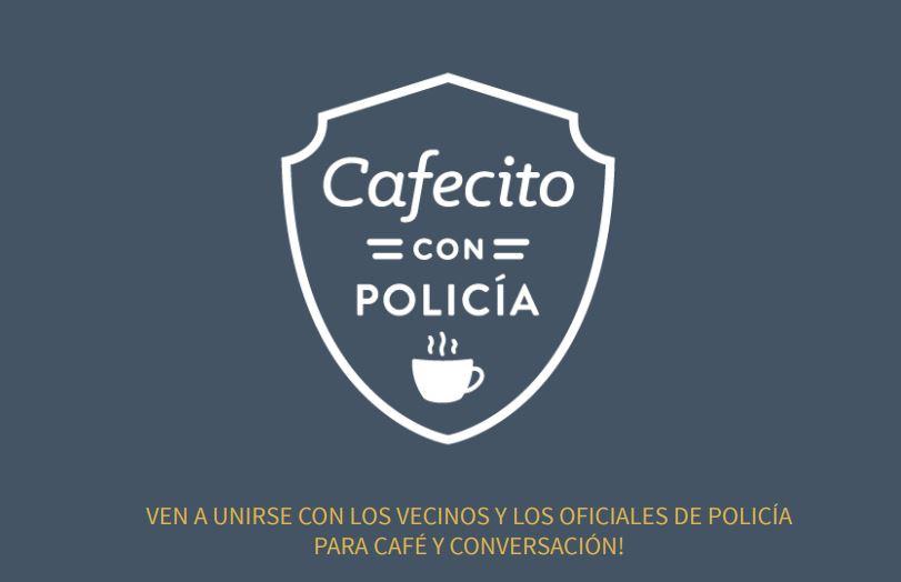 Cafecito con Policia