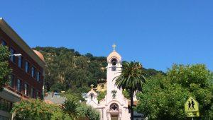 The San Rafael Mission