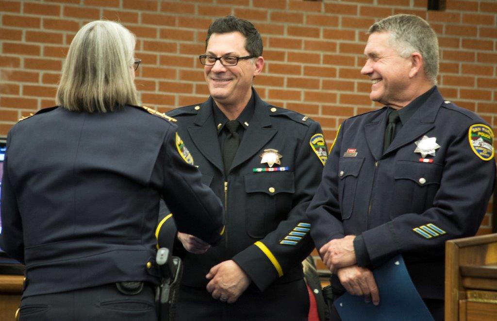 police awards