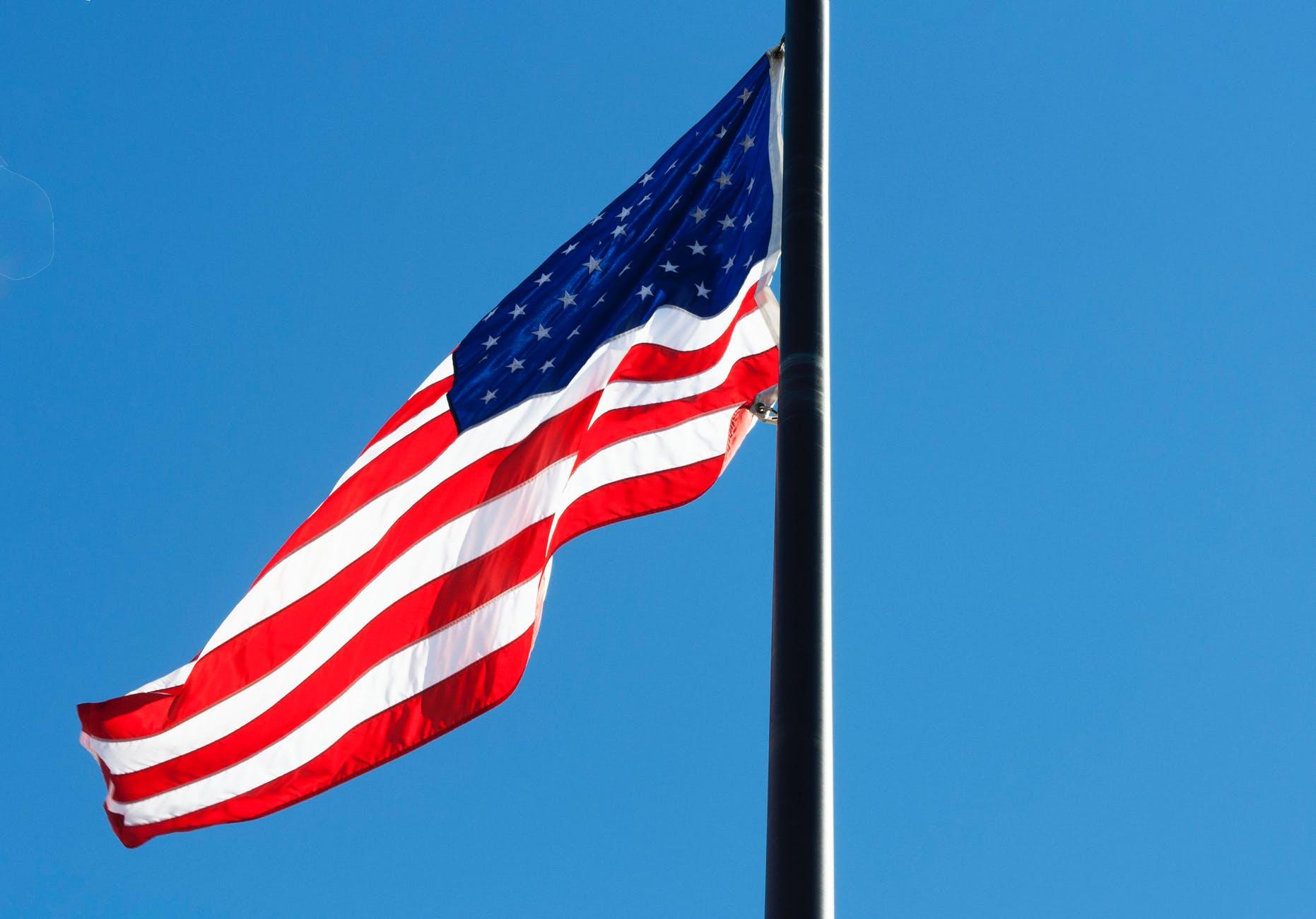 Flag Half-Staff
