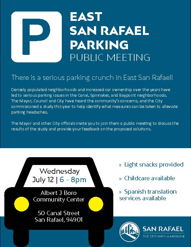 July 12 Public Meeting - English