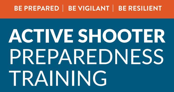Active Shooter Preparedness