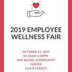 2019 EE Wellness Fair COSR