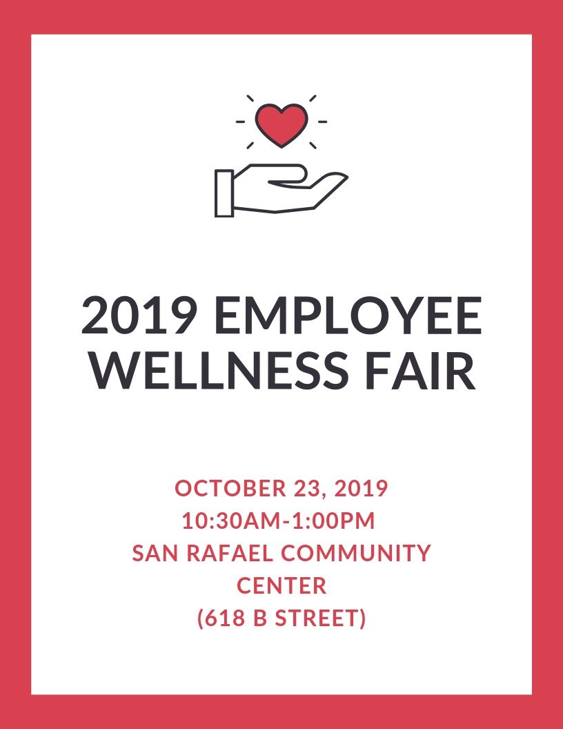 2019 EE Wellness Fair COSR