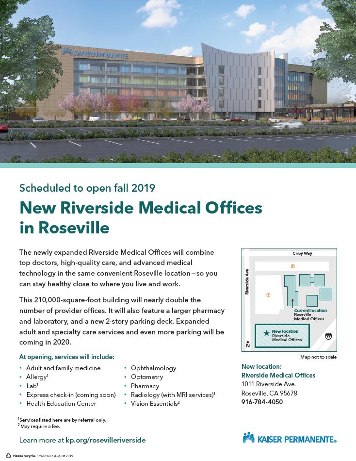 New Kaiser Medical Offices