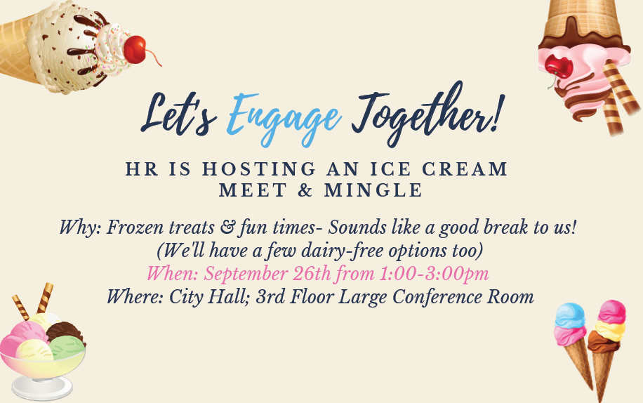 HR Ice Cream Meet & Mingle