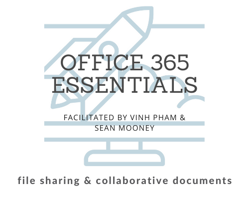 Lunch & Learns - O365, file sharing