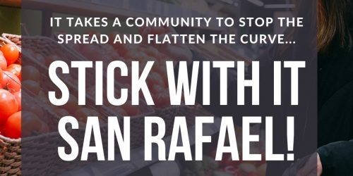 Stick with it, San Rafael!