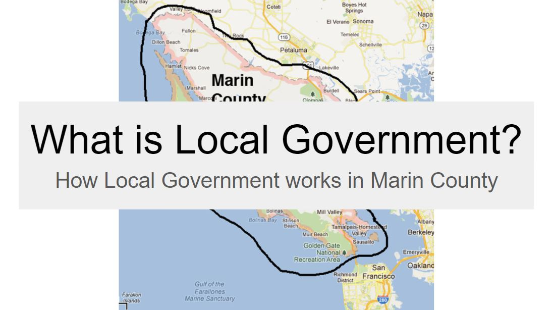 what is local government presentation