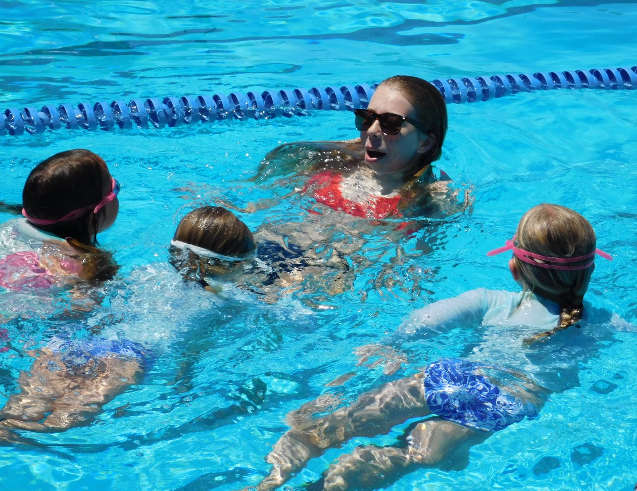 May Is National Water Safety Month Community Services