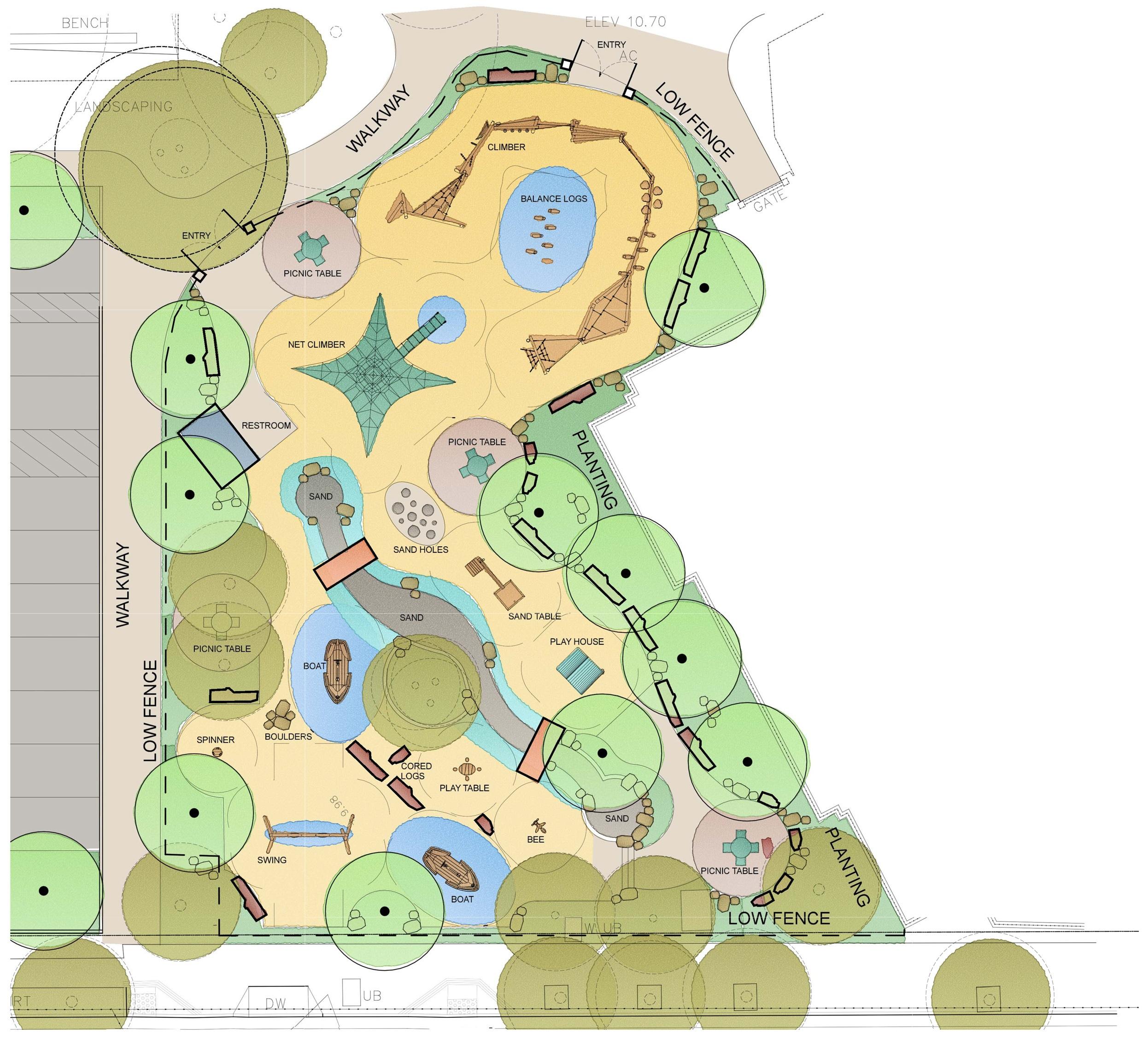 Albert Park Design