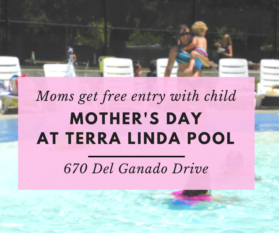 Mom's Day at Terra Linda Pool