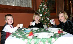 Magic Toy Box Tea Party