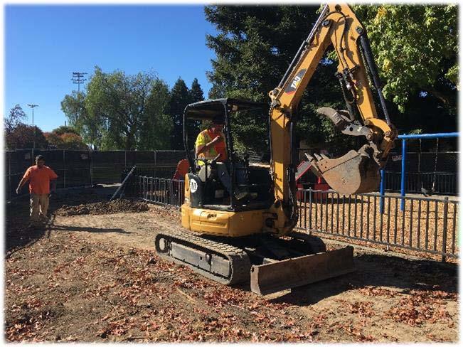 Albert Park Playground Improvement