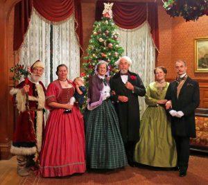 Dickens' Family Holiday