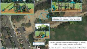 New Pickleweed Playground