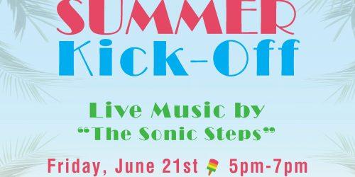Summer Kick-off at Terra Linda Park