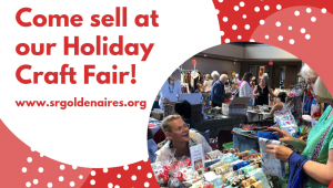 Come sell your crafts at our Holiday Craft Fair