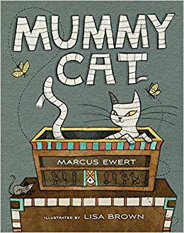 Mummy Cat book