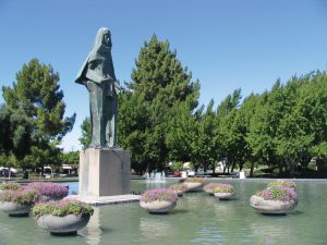 Saint Clare in Santa Clara