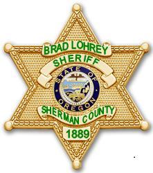 Sheriff Lohrey's Badge