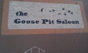 Goose Pit Saloon