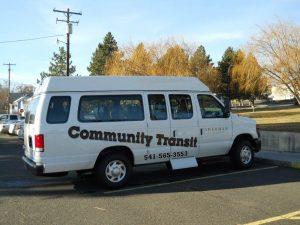 Community Transit Van