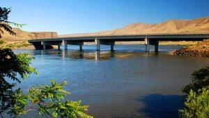 I-84 Bridge in Sherman County