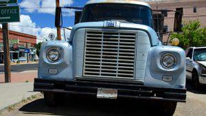 Old Truck in Moro