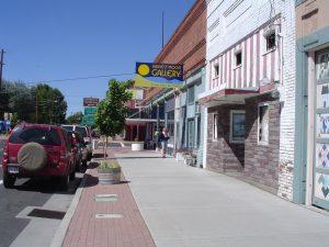 Downtown Moro