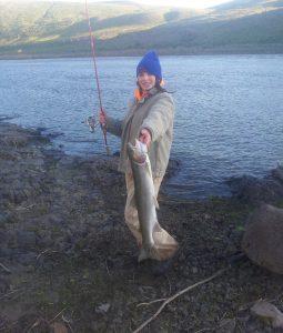 Fishing in Sherman County