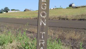 Oregon Trail Marker