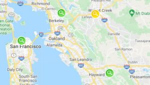 pge outages map